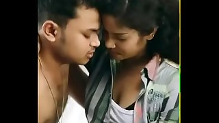 New Telugu lovers having sex