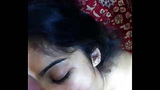 Desi Indian - NRI Girlfriend Face Smashed Blowjob and Cumshots Compilation - Leaked Scandal