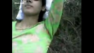 Desi Steamy Outdoor Fun by -XDesi.MoBi
