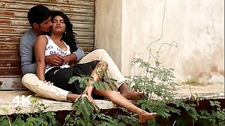 Desi Girl Romance With Boyfriend In Personal Place Latest Indian Masala(720p).MP4