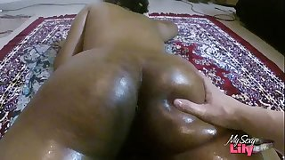 Indian Babe Lily Sex Rubdown Blessed Ending