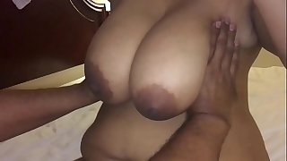 lanja getting screwed by his son infront of cuckold dad